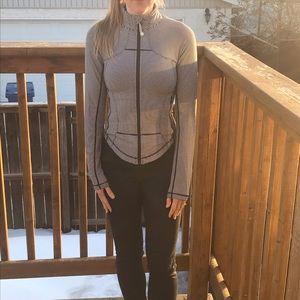 Lululemon Zip-up Jacket Size 4
